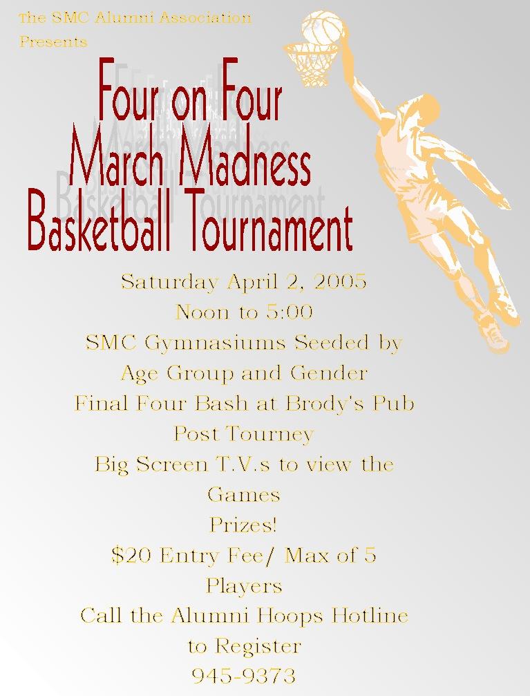 SMC Alumni March Madness