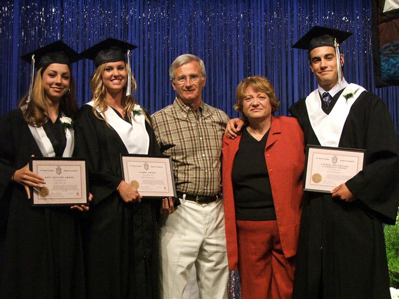 Inaugural SMC Alumni Awards