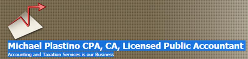 Michael Plastino CA logo